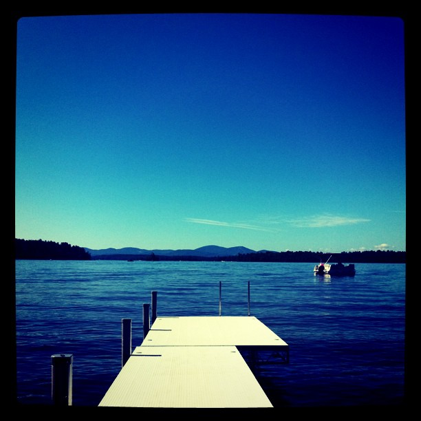 Lake Winnipesaukee 72°